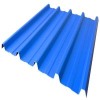 China SGCH SPCC Building Roof Tiles , JIS Steel Metal Zinc Corrugated Roof Sheets on sale