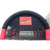 Buy cheap Outdoor Advertising Inflatable Tent / Inflatable Sport Tent with Mesh from Wholesalers