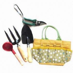 Cheap Garden Tool Set with Handbag for sale