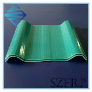 China Frp Corrugated Sheet on sale