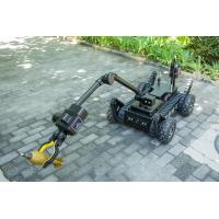 Cheap Remote Control Counter Terrorism Equipment EOD Robot 360° Panoramic Image System for sale