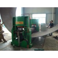 Cheap 8mm Thickness Plate Rolling Machine , Hydrulic 3 Rolls Sheet Rolling Machine for sale