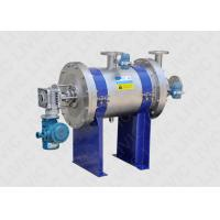 SS316L Backwash Water Filter , Stainless Steel Filter For Fine Chemical Filtration