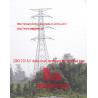 Buy cheap MEGATRO 220KV 2 D1 SJ1 double circuit transmission line lattice steel tower from wholesalers