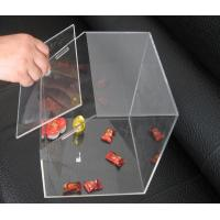 Cheap acrylic candy storage boxes display rack/ acrylic candy box for sale