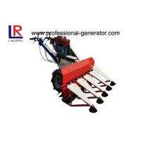 Buy cheap Agricultural Automatic Combine Harvester Machine , Diesel Rice Harvesting Equipment from wholesalers