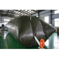 Cheap Environmentally Friendly Fuel Transfer Tank 10000L With Collapsible TPU Material for sale