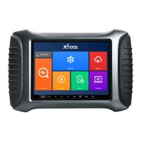 China [ UK Ship No Tax ] XTOOL A80 H6 All System Car Diagnostic Tools Auto Programmer Odometer Adjustment Tools on sale