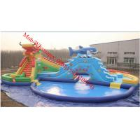 Cheap water park equipment for sale inflatable water park water park equipment for sale