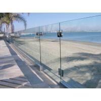 Cheap Baby Balustrade DIY Glass Pool Fencing Baby Guard Rail for sale