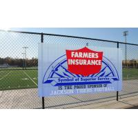 Cheap Digital Printing PVC Mesh Fencing 1000x1000 12x12 270g Outdoor Advertisement for sale