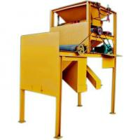 Cheap Two rolls dry type magnetic separator for sale