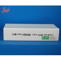Cheap PVC-U drainage real wall for sale