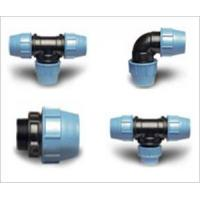 Cheap PP compression fittings for sale