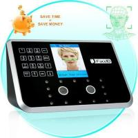 Cheap Facial Recognition Time Attendance System and Access Door Lock for sale