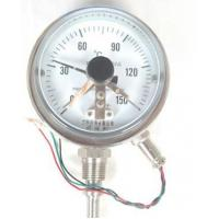 China WSSX series of electrical contacts bimetal thermometer on sale