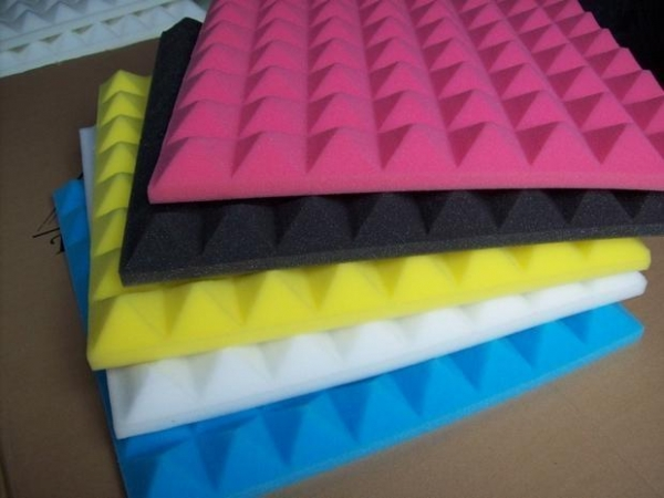 Quality PYRAMID TYPE NOISE-ABSORBING SPONGE 50MM wholesale