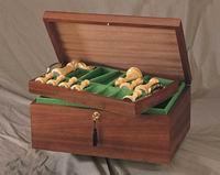 Cheap WOODEN BOX SERIES--chess box for sale