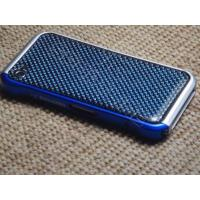 Cheap apple iphone 4 4G real carbon fiber Aluminum bumper Case for sale