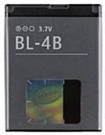 Buy cheap NOKIA BL-4B battery from wholesalers