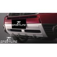 Buy cheap PU Front and Rear bumper Guard For Subaru Forester 2008 from wholesalers