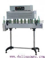 Label thermal shrink packaging machine BSS-1538C