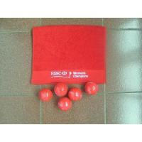 Cheap Golf Ball Shape Compressed Towel for sale