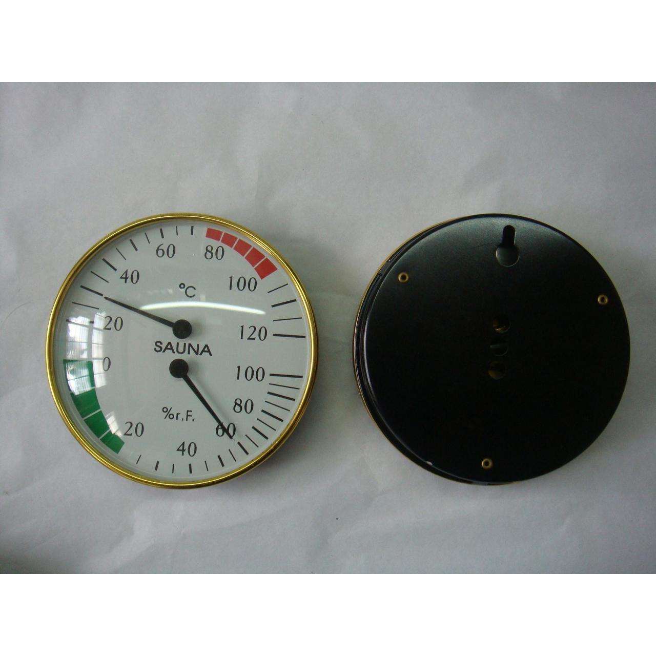 China YL-M-28 bimetal thermometer&hygrometer on sale