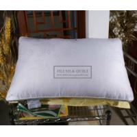 Cheap Jacquard Mulberry Silk Pillow for sale