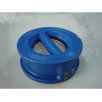 Cheap WAFER CHECK VALVE DOUBLE DOOR for sale