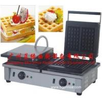 Cheap Double rectangle waffle maker for sale