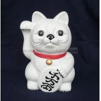China Lucky Cat Piggy Bank on sale
