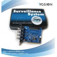 China GV250 4 channel DVR Card on sale