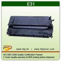 Cheap compatible toner cartridge Canon E31 wholesale