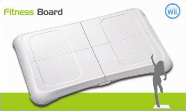 Wii Board Floor ~ Wii fit balance board of consoleplug b