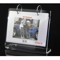 China Acrylic Calendar Stand on sale