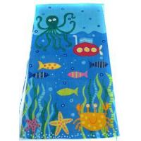 Cheap Terry Velour Beach Towels for sale