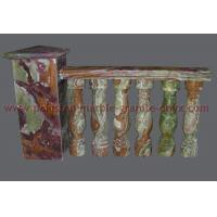 Marble Tiles Onyx Balustrade  Collection