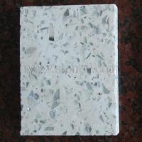 China Artificial Stone White Crystal Stone Photo Gallery on sale