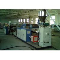 Wood Construction Formwork Extrusion Line