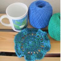 Buy cheap Ruffly Coasters from wholesalers