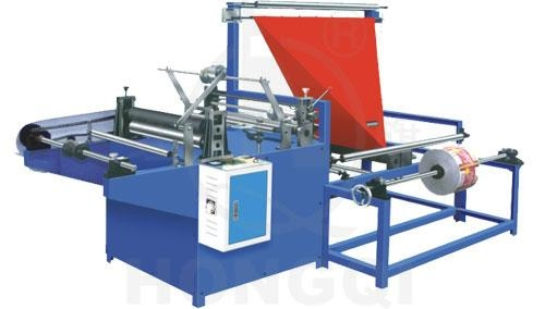China Bag-making machine Hem Rewinding Machine