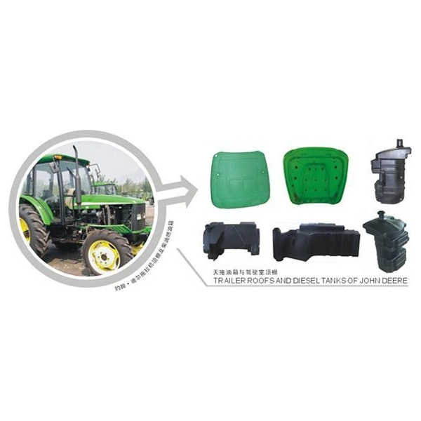 how to clean a diesel fuel tank on a tractor