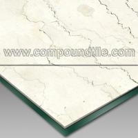 Cheap perlino bianco glass translucent compound panel wholesale