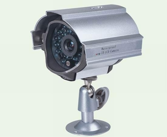 China Waterproof color infrared camera