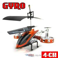 Cheap rh-m30Alloy 4-channel IR helicopter with gyro for sale