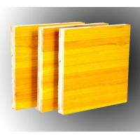 Buy cheap shuttering panel(finger jointed) from wholesalers