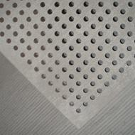 Perforation Cement Ceiling