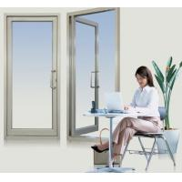 FL100 Series Aluminum Alloy Insulating Glass Floor Spring Door