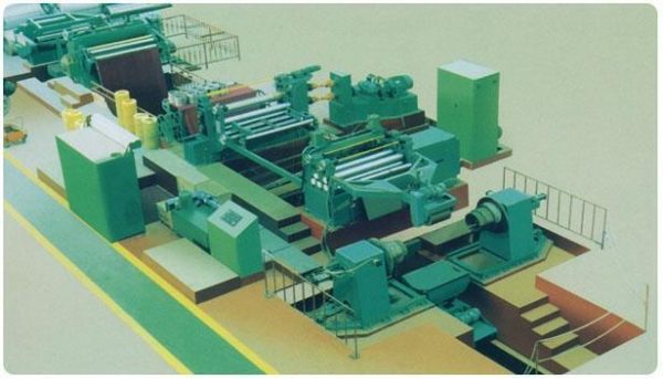 Quality high speed uncoiling-slitting-recoiling line wholesale